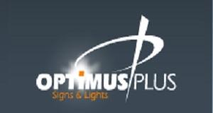 Optimus Plus te scoate in evidenta prin reclame luminoase