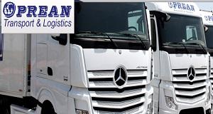 Transport international sigur si prompt doar cu firma Oprean