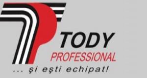 Tody Professional Bucuresti – si esti echipat !