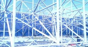 Hale metalice industriale de la Dumistreli