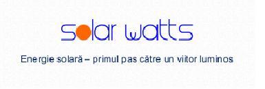 Solar Watts – Iluminat stradal cu led-uri!
