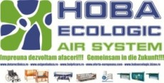 Hoba Ecologic Air System comercializeaza paturi de spital!