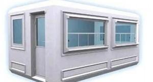 Cabine modulare oferite de New Design Composite!