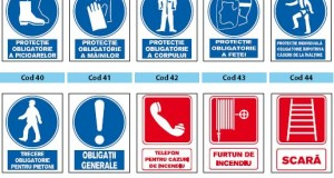 Pentru siguranta ta foloseste echipamente protectia muncii!