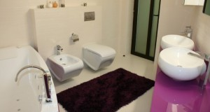 Mobilier baie in stil italian pentru momente ca in concediu