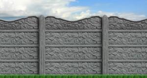 Garduri beton-O solutie estetica pentru orice camin!