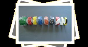 Role benzi adezive PVC pentru aplicatii tehnice de zi-cu-zi