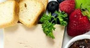 Euro Indal va invita sa mancati sanatos si va ofera foie gras delicios!