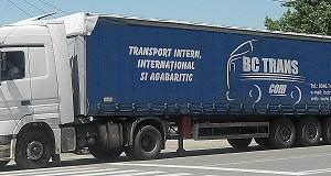 BC Trans, garantia calitatii in orice tip de transport marfa si nu numai