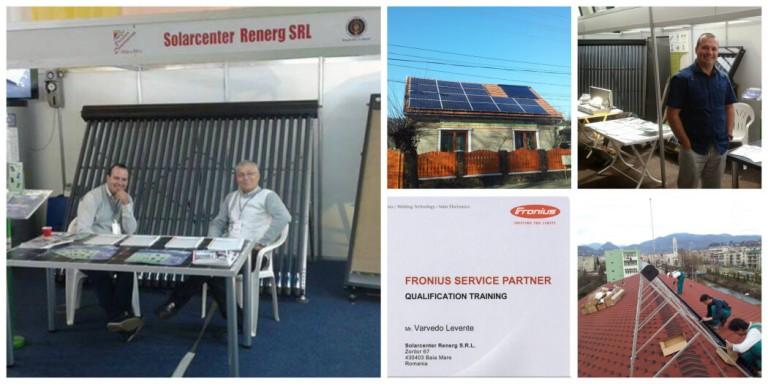 Panouri solare Baia Mare, pentru o viata fara griji de la Solarcenter Renerg