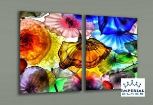 Imperial Glass-Print pe sticla. Cand arta intalneste tehnologia