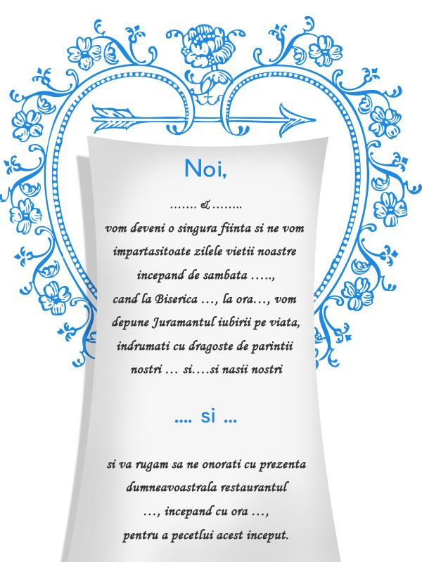 Invitatiile De Nunta Acel Mic Detaliu Care Conteaza Director