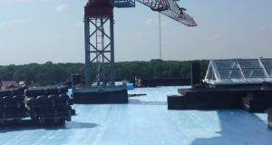 Hidroizolatii terase realizate de Conduraru Grup pentru a va asigura de calitatea, rezistenta si durabilitatea lucrarii