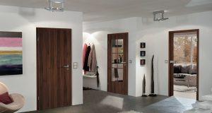 Usi de interior din lemn, elegante si deosebite gasesti doar la Deko Doors!