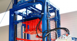 Arghir Prodex ofera vibropresa pavaj pentru adevaratii profesionisti in fabricarea pavelelor de beton