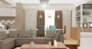 Servicii de amenajari interioare case de la Art Deco Zone