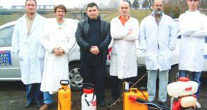 Servicii de dezinfectie in Oradea, siguranta si curatenie