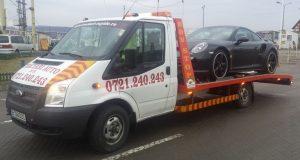 Tractari auto – servicii avantajoase, promptitudine si profesionalism