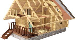 Interesat de proiectul unei case lemn? Cautati cele mai bune oferte la profesionistii Ecowood Industry!