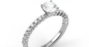 Alegeti un inel cu diamante care sa surprinda persoana iubita asa cum va doriti