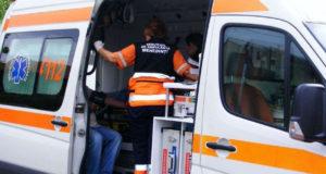 Au ajuns la spital din cauza unui șofer care a adormit la volan