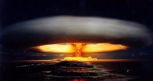 Explozie nucleară în Rusia