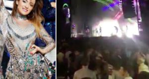 A murit pe scenă în fața spectatorilor, cântăreaţa Joana Sainz