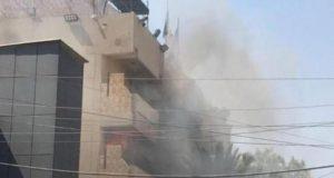 A ars Ambasada României din Bagdad